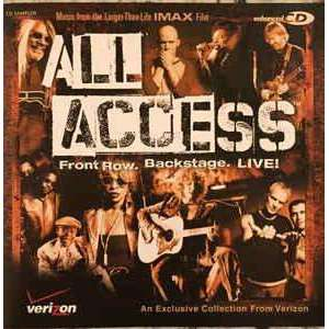 Various Artists | All Access,CD,The CD Exchange