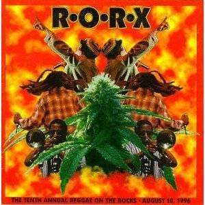 Various Artists | RORX 10th Annual Reggae On The Rocks,CD,The CD Exchange