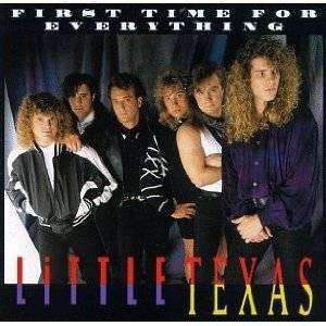 Little Texas - First Time For Everything - CD - The CD Exchange