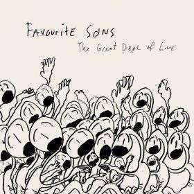 Favourite Sons | The Great Deal Of Love,CD,The CD Exchange