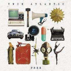 Twin Atlantic | Free,CD,The CD Exchange