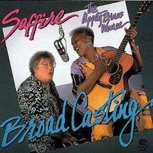 Saffire: The Uppity Blues Women | Broad Casting,CD,The CD Exchange