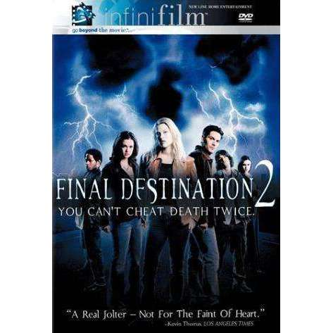 DVD | Final Destination 2,Widescreen,The CD Exchange