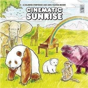 Cinematic Surprise | A Coloring Storybook And Long Playing Record,CD,The CD Exchange