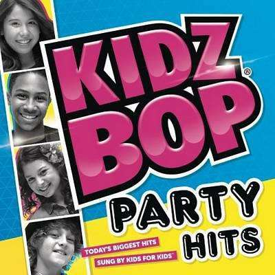 Kidz Bop | Party Hits,CD,The CD Exchange