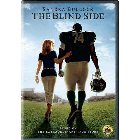 DVD - The Blind Side - Widescreen Movie - The CD Exchange