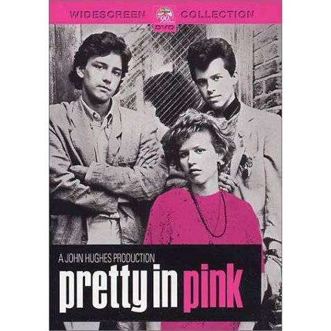 DVD - Pretty In Pink (Widescreen) - The CD Exchange