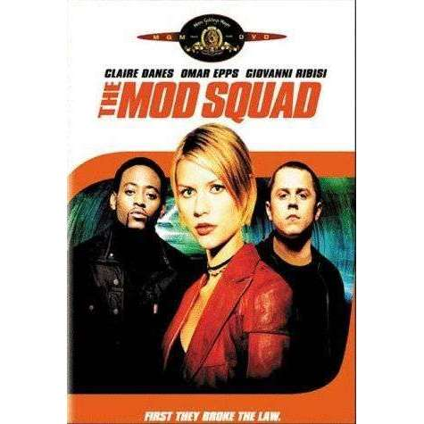 DVD | Mod Squad,Widescreen/Fullscreen,The CD Exchange