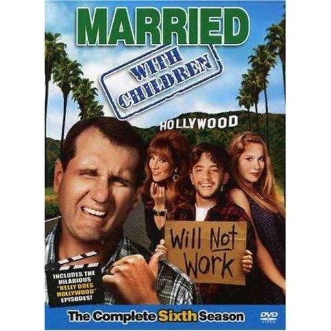 DVD | Married With Children: Season 6 - The CD Exchange