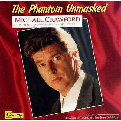 Crawford, Michael | The Phantom Unmasked,CD,The CD Exchange