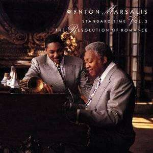 Marsalis, Wynton | Standard Time Vol.3: The Resolution Of Romance - The CD Exchange