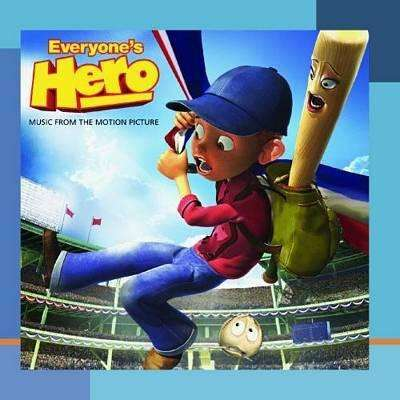 Soundtrack - Everyone's Hero - Used CD - The CD Exchange