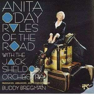 O'Day, Anita | Rules Of The Road,CD,The CD Exchange