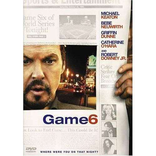 DVD | Game 6,Widescreen,The CD Exchange