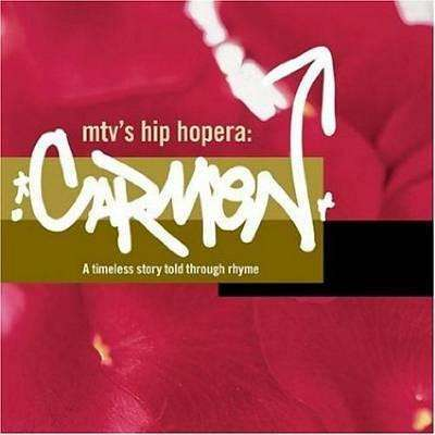 Soundtrack - Carmen: MTV's Hip Hopera - CD - The CD Exchange