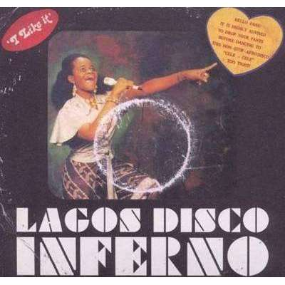 Various Artists | Lagos Disco Inferno (OOP) - The CD Exchange