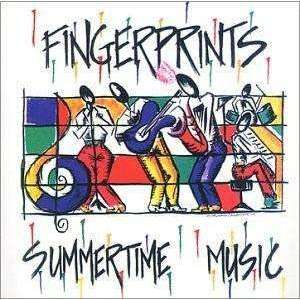 Fingerprints | Summertime Music,CD,The CD Exchange