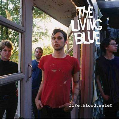 Living Blue | Fire, Blood, Water,CD,The CD Exchange