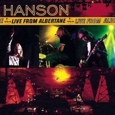 Hanson | Live From Albertane,CD,The CD Exchange