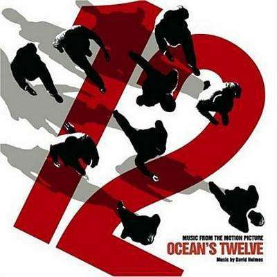 Soundtrack | Ocean's Twelve,CD,The CD Exchange