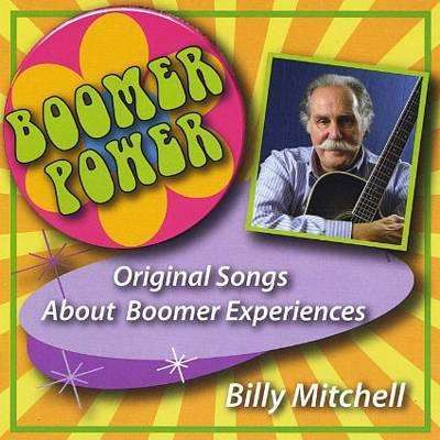 Mitchell, Billy | Boomer Power - The CD Exchange