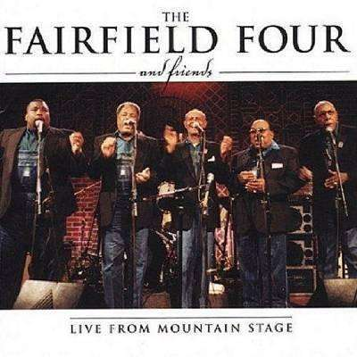 Fairfield Four | Live From Mountain Stage,CD,The CD Exchange