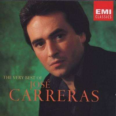 Carreras, Jose | The Very Best Of,CD,The CD Exchange