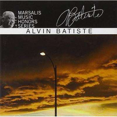 Batiste, Alvin | Marsalis Music Honors Alvin Batiste,CD,The CD Exchange
