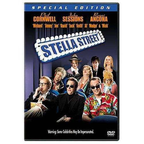DVD | Stella Street (Special Edition),Widescreen,The CD Exchange