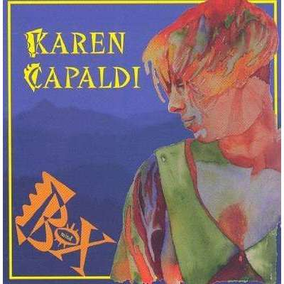 Capaldi, Karen | Mind In A Box,CD,The CD Exchange