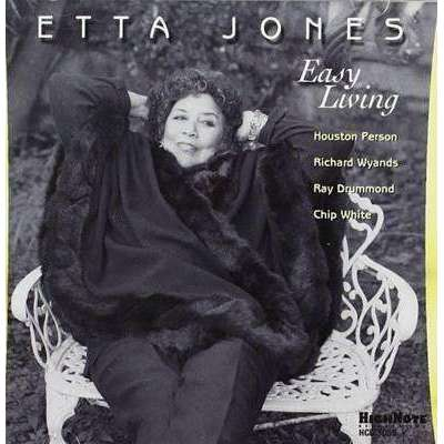 Jones, Etta | Easy Living,CD,The CD Exchange