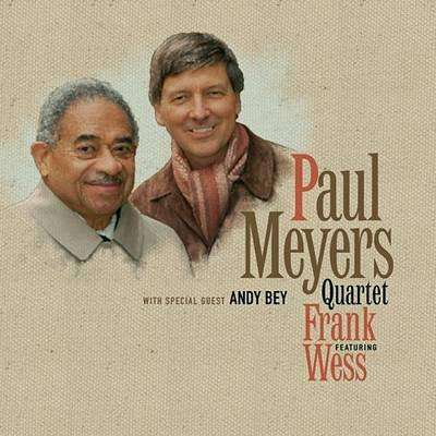 Meyers, Paul (Quartet) | Featuring Frank Wess,CD,The CD Exchange