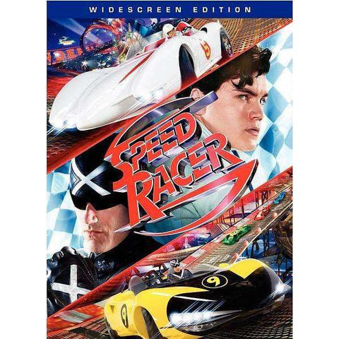 DVD | Speed Racer (Widescreen),Widescreen,The CD Exchange