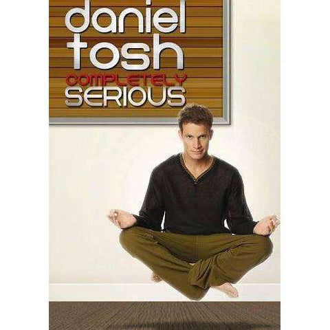 DVD | Tosh, Daniel: Completely Serious,Widescreen,The CD Exchange