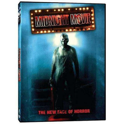 DVD | Midnight Movie,Widescreen,The CD Exchange