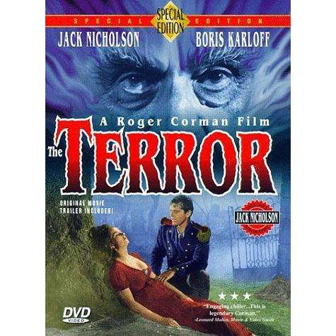 DVD | Terror, The,Fullscreen,The CD Exchange