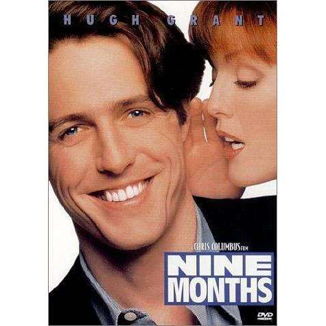 DVD | Nine Months,Widescreen,The CD Exchange
