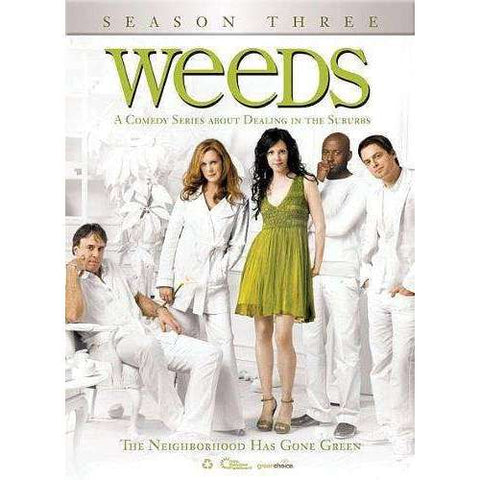 DVD - Weeds: Season 3 - Used - The CD Exchange