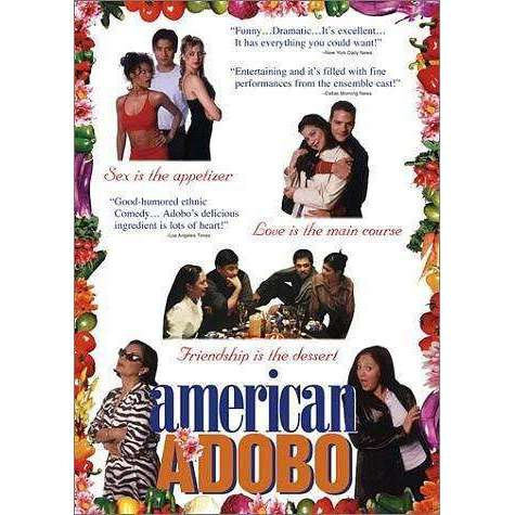 DVD | American Adobo,Widescreen,The CD Exchange