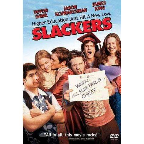 DVD | Slackers,Widescreen/Fullscreen,The CD Exchange