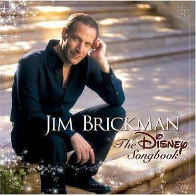 Jim Brickman - The Disney Songbook - CD - The CD Exchange