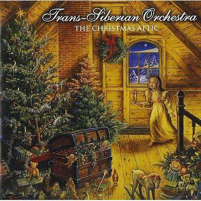 Trans-Siberian Orchestra - The Christmas Attic - CD - The CD Exchange