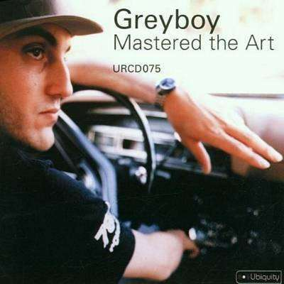 Greyboy | Mastered The Art,CD,The CD Exchange