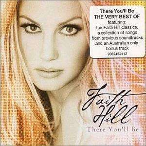 Faith Hill - There You'll Be - CD - The CD Exchange