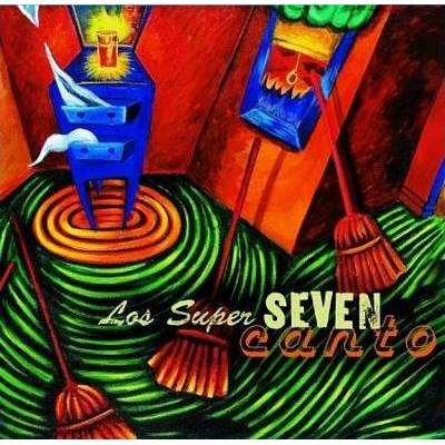 Los Super Seven | Canto,CD,The CD Exchange