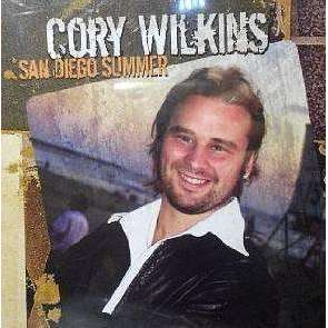 Cory Wilkins - San Diego Summer - CD - The CD Exchange