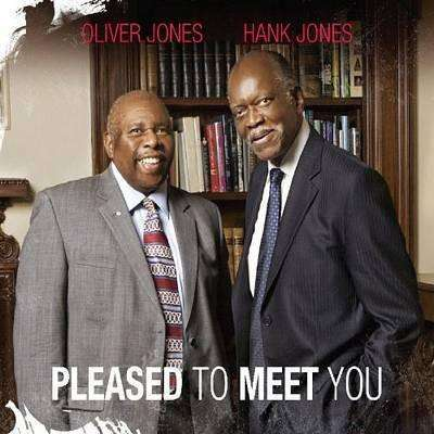 Jones, Oliver & Hank | Pleased To Meet You,CD,The CD Exchange