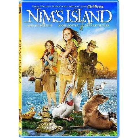 DVD - Nim's Island - Fullscreen Movie - The CD Exchange
