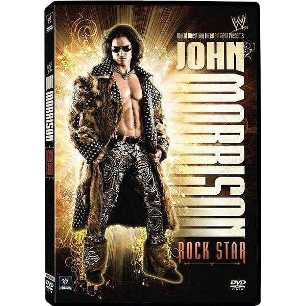 DVD | WWE: John Morrison: Rock Star,Fullscreen,The CD Exchange