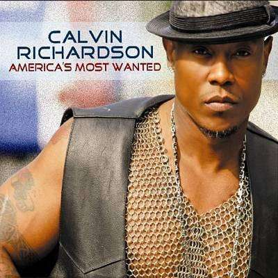 Richardson, Calvin | America's Most Wanted,CD,The CD Exchange